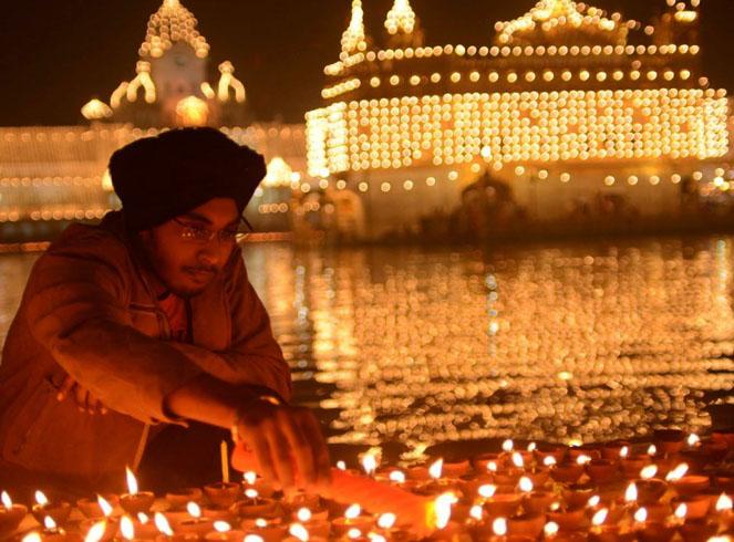 Новый год в Индии