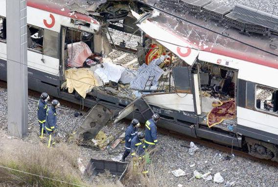 Мадридский теракт 2004 года