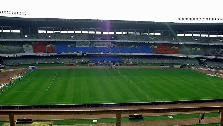 Стадион индийской молодежи