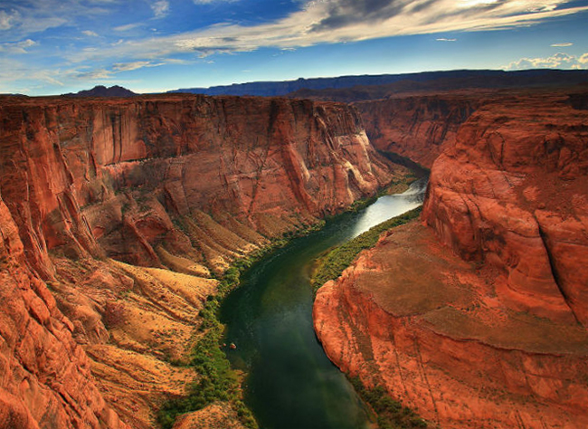 Гранд каньон Колорадо