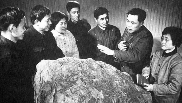 Метеорит Цзилинь