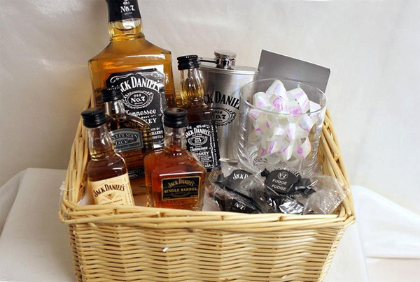 Алкогольный подарок
