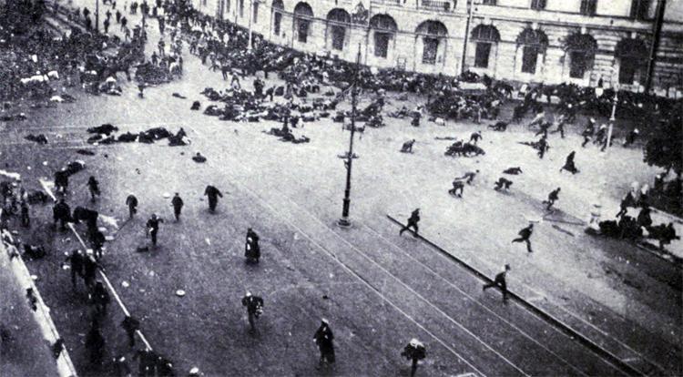 Гражданская война в России 1917-1923
