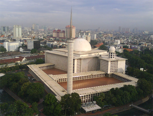 Мечеть Независимости, Джакарта