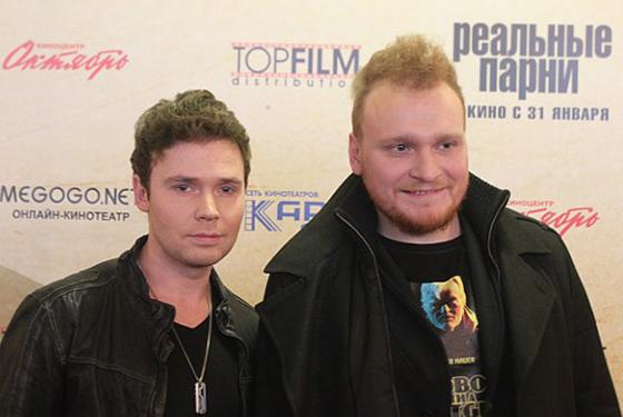 Андрей и Сергей Сафроновы