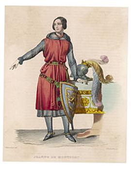 Жанна де Дампьер
