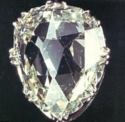 Бриллиант, приобретенный у Санси