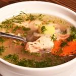 Самые популярные супы в России