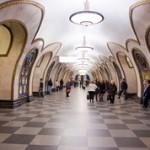 Самые красивые станции метро в Москве