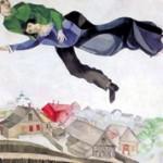 Самые известные картины Марка Шагала