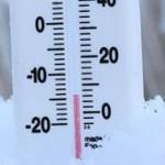 Самые низкие зафиксированные температуры на земле