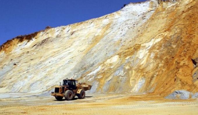ЮАР - добыча золота