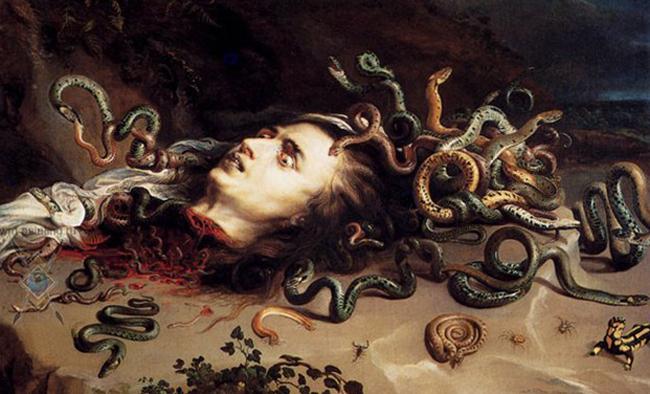 Голова мёртвой Медуз