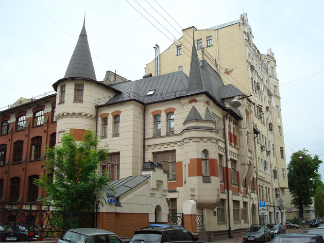 Доходный дом Тарховой