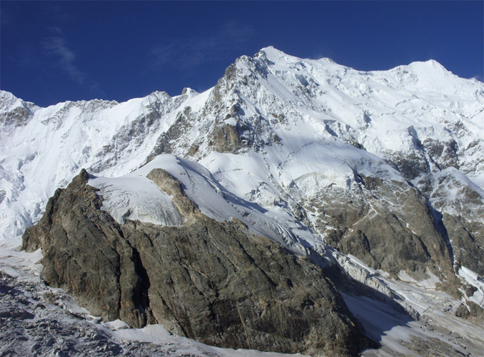 гора Джангитау
