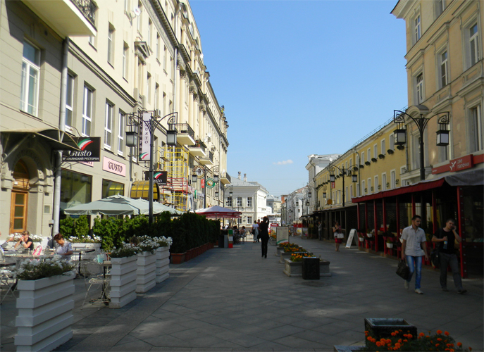 Камергерский переулок
