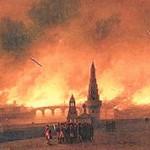Самые крупные пожары в истории России