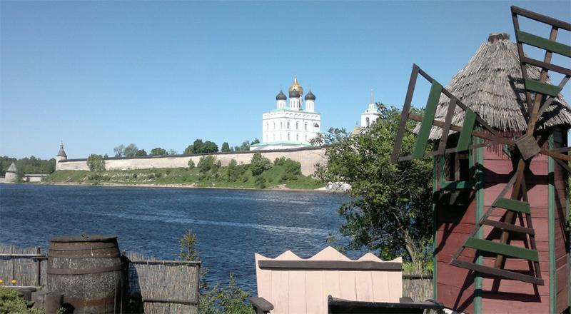 Город Псков