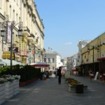Самые красивые улицы Москвы(с фото)