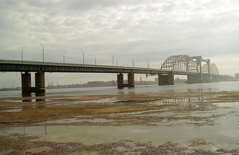 Мост через Юрибей