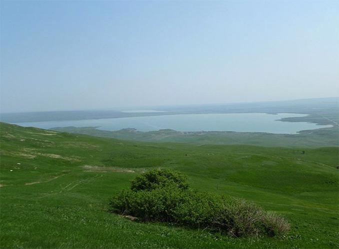 Озеро Кравцово