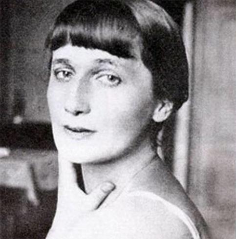 Великая Анна Ахматова
