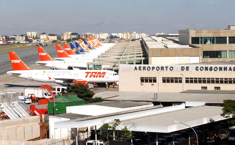 Аэропорт в Бразилии