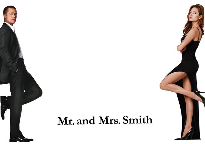 Мистер и миссис Смитт