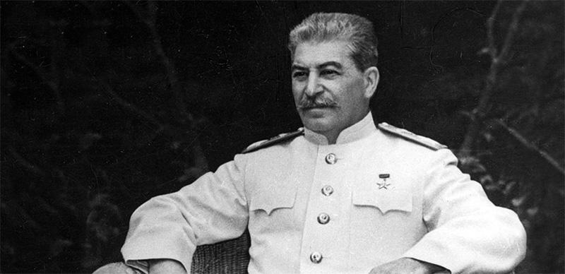 Одинокий Сталин