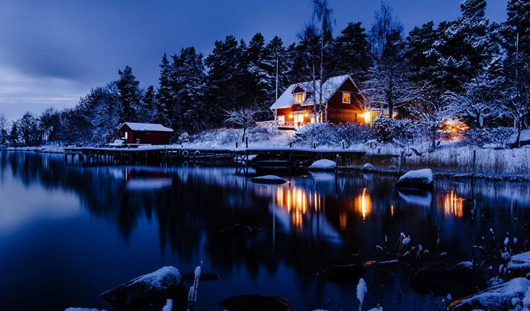 Природа Швеции