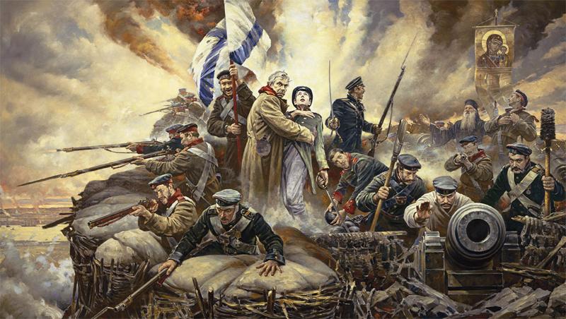 Защита Крыма