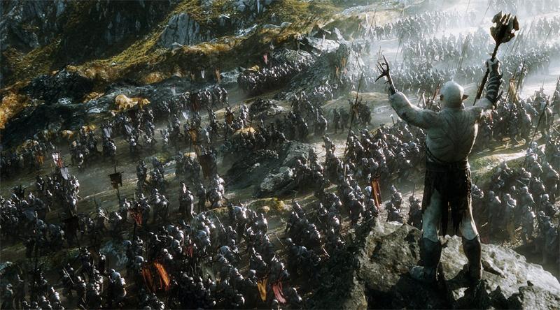 Хоббит: Битва пяти воинств