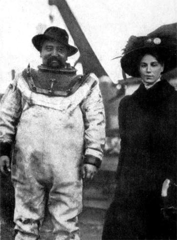 Куприн и Елизавета Гейнрих
