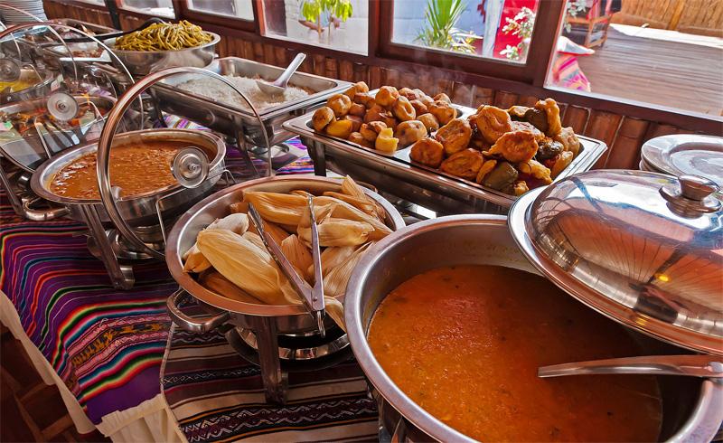 Кухня перуанцев