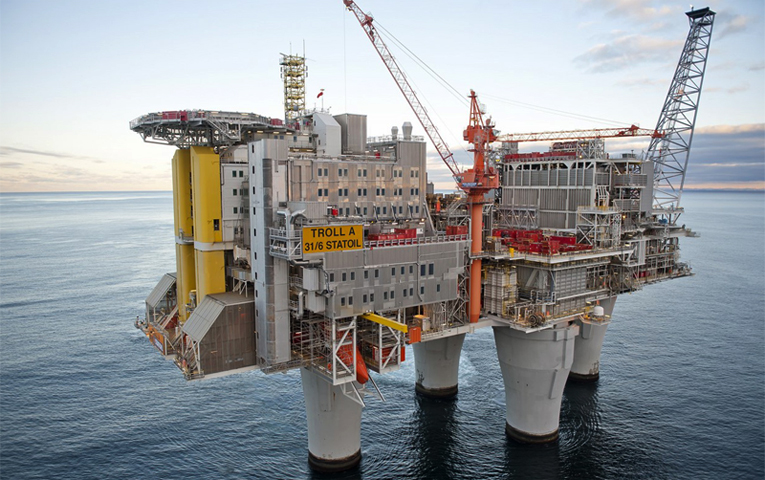 Нефтяная платформа