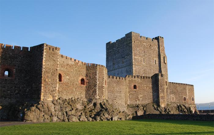 Замок Каррикфергус