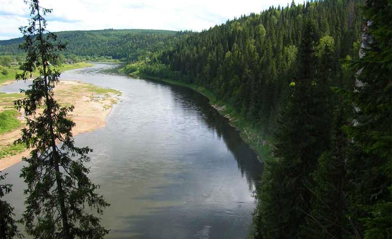 Река Урал