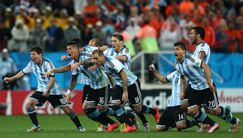 Футбол в Аргентине