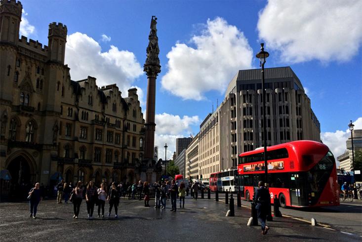 Город Англии
