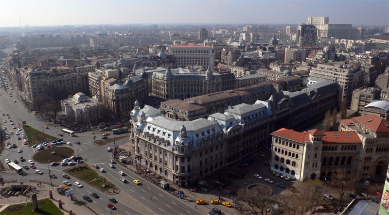 Город в Румынии