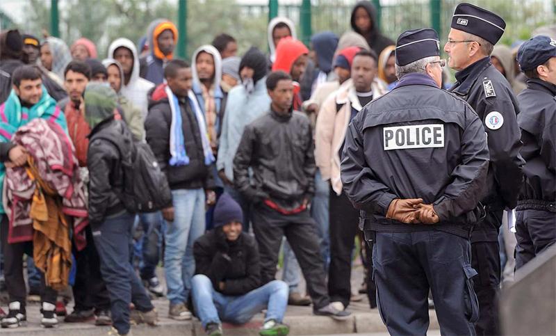 Эмигранты в Германии