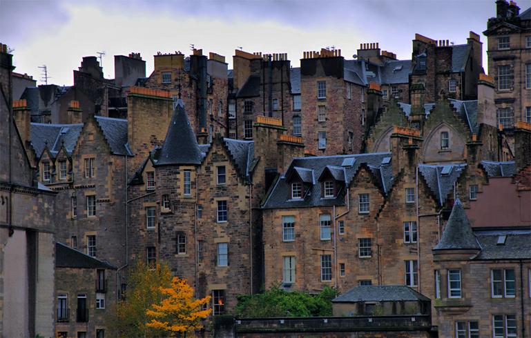 Здания Шотландии
