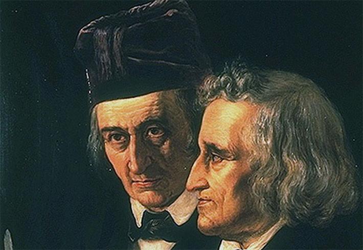 Великие братья Гримм