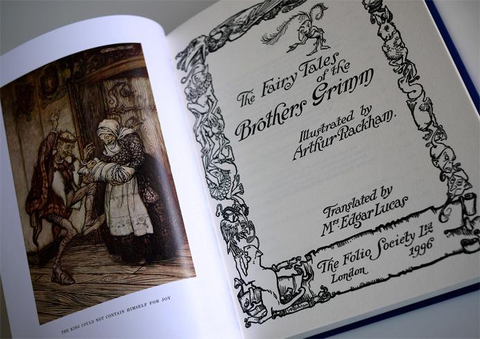 Книга братьев Гримм