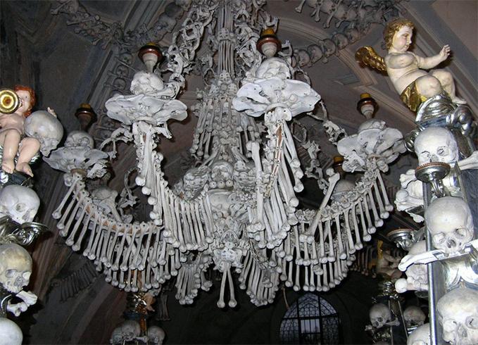 Костяная церковь