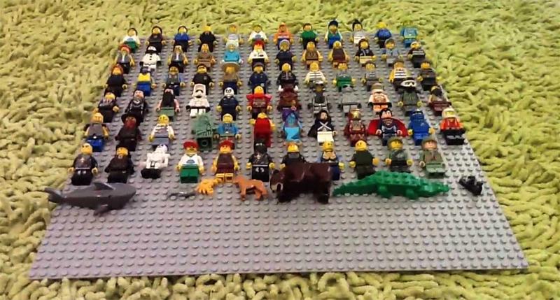 Фигуры Лего