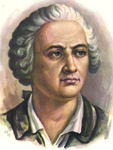 Портрет Ломоносова