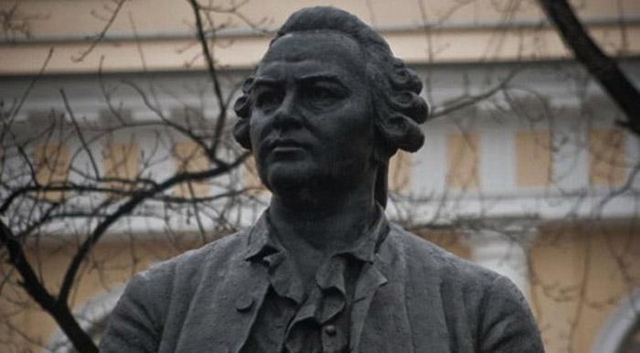 Памятник Ломоносову