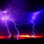 Интересные данные и факты о молнии