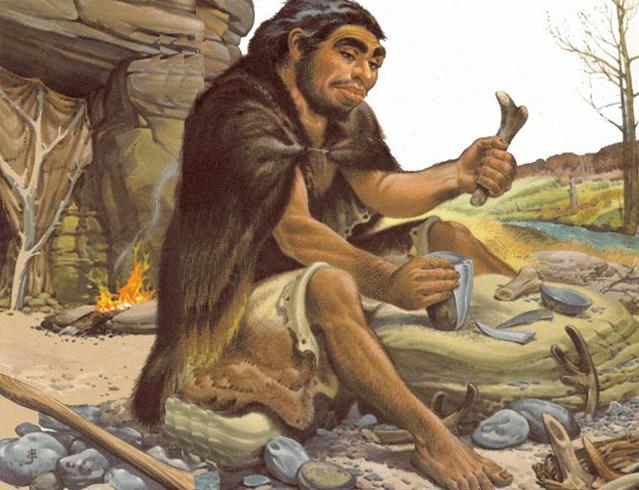 Древние орудия труда